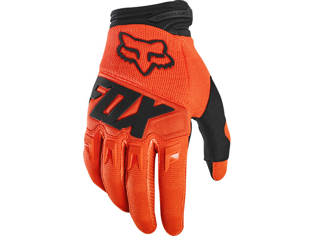 Fox Dirtpaw Race Handschuhe Herren fluorescent orange